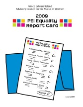 2008 Equality Report Card