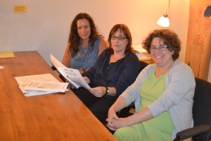 Meeting with Status of Women Canada Atlantic Regional Director