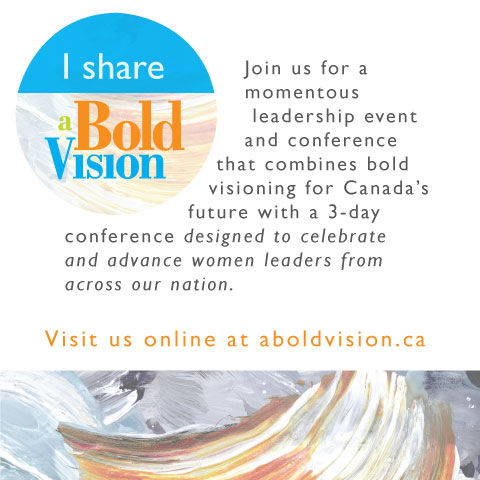 A Bold Vision: Women's Leadership Conference 2014